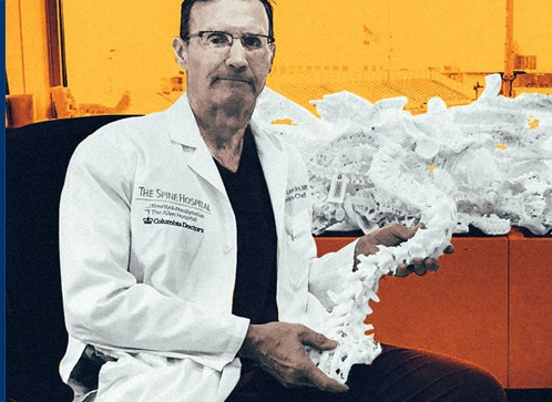 Lawrence G  Lenke, MD | Leading Expert in Complex Spinal
