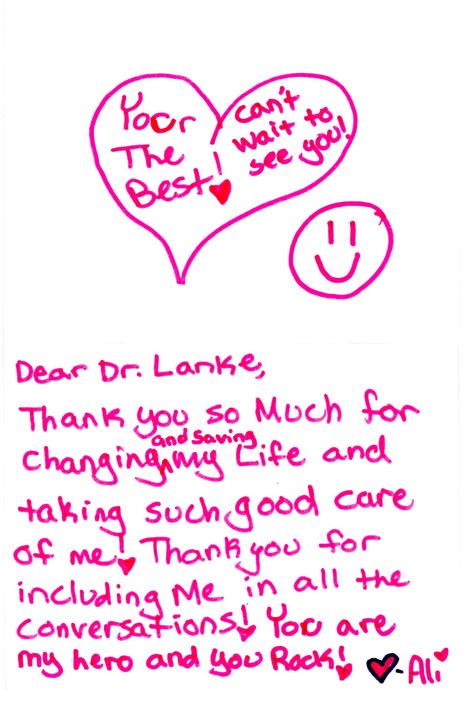 Expressions of gratitude lawrence g lenke md letters and cards spiritdancerdesigns Choice Image