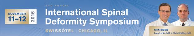 International Spinal Deformity Symposium