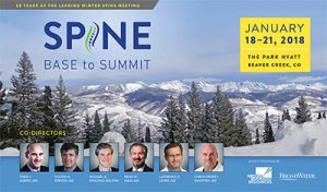 Spine: Base to Summit Meeting