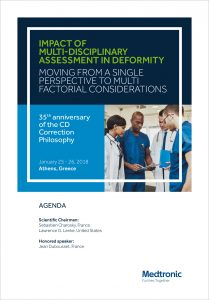Medtronic Deformity Symposium-2018 Athens, Greece