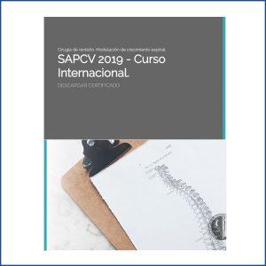 SAPCV 2019 Curso Internacional