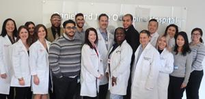 Dr. Lenke's Team